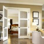 межкомнатные двери в квартире фото