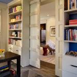 межкомнатные двери в квартире фото интерьер