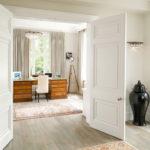 межкомнатные двери в квартире оформление идеи