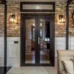 межкомнатные двери в квартире идеи оформления