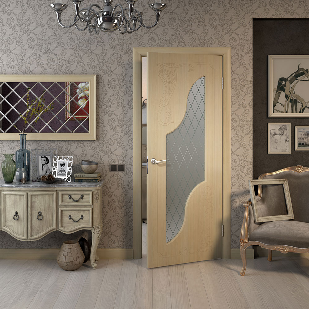 межкомнатные двери Verda