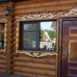 наличники на окна декор