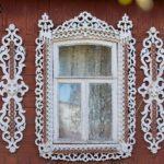 наличники на окна декор идеи