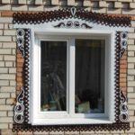 наличники на окна фото оформление