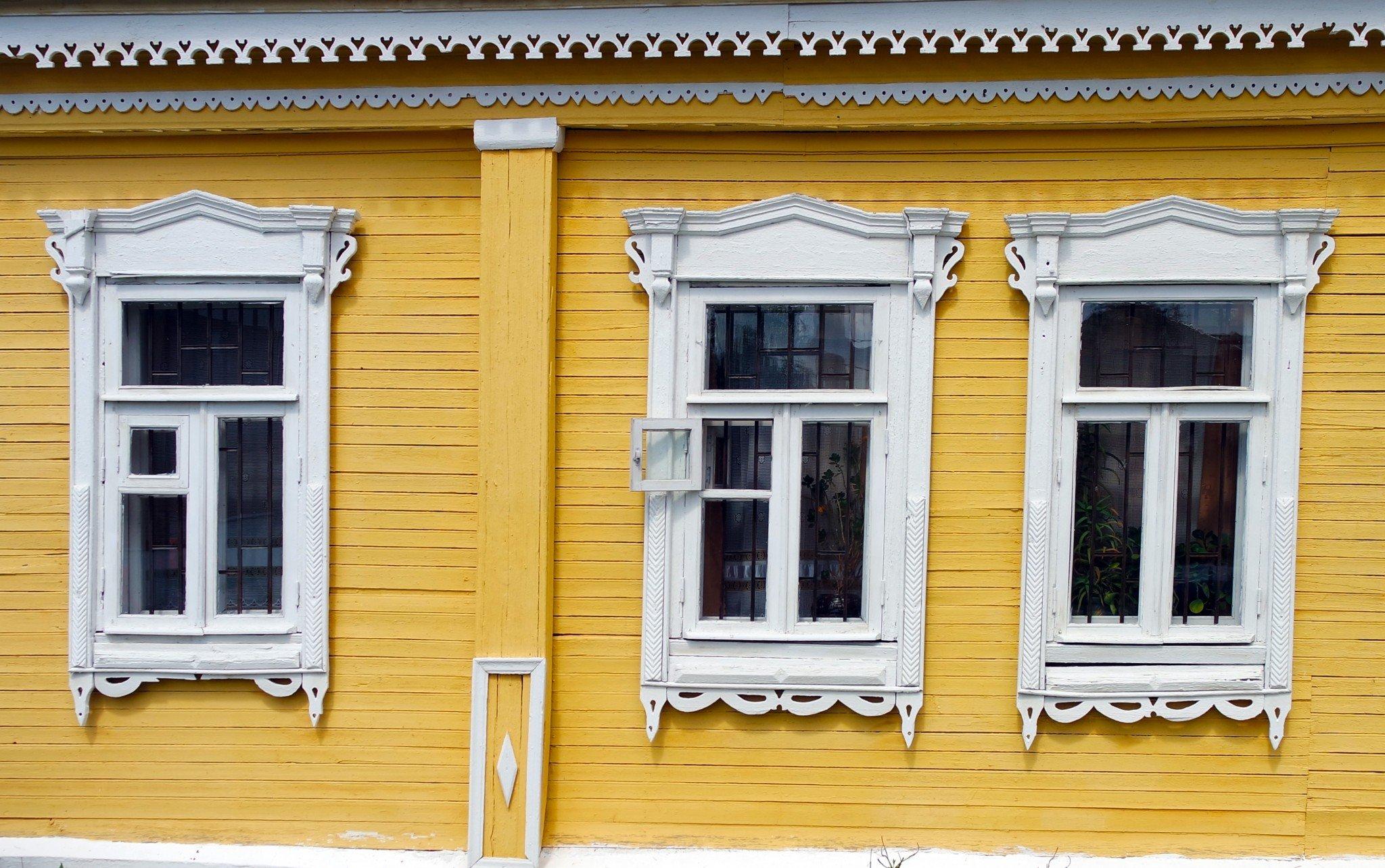 наличники на окна фото