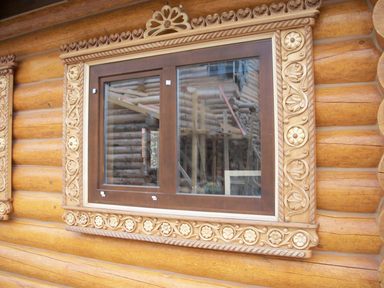 наличники на окна красивые варианты