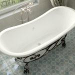 необычные ножки для ванны идеи дизайна