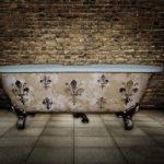 необычные ножки для ванны виды идеи