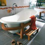ножки для ванны экологический стиль