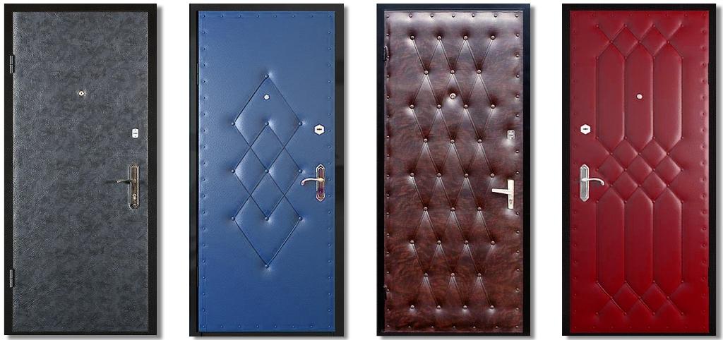 Оббивка дверей: навіщо вона потрібна?
