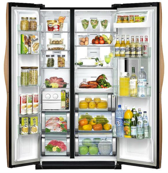 Овощи, фрукты, полуфабрикаты, мучные изделия, молочные изделия, соки, яйца, мясо и рыба – все это требует разного температурного режима.