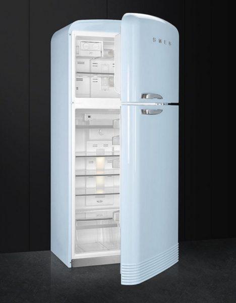 Распределение тепла зависит от расположения компрессора, от конструктивных особенностей изделия, от объема камер и от расположения морозилки.