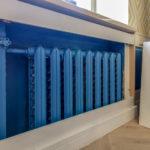 оригинальная покраска радиатора оформление фото