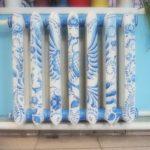 оригинальная покраска радиатора фото вариантов