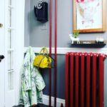 оригинальная покраска радиатора фото оформление