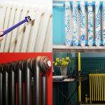 оригинальная покраска радиатора виды дизайна