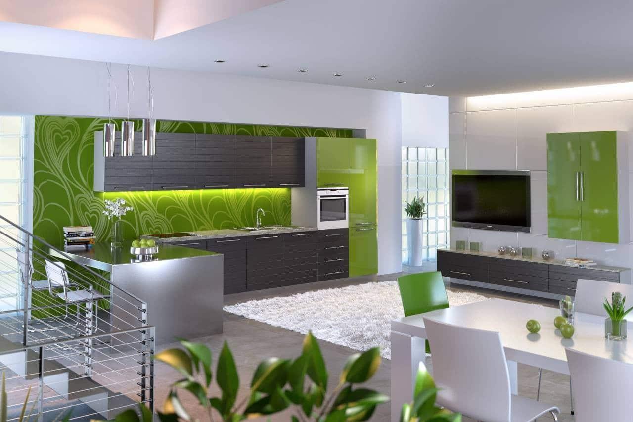 мне, кухня в салатовом цвете картинки дорусского происхождения древнемордовским