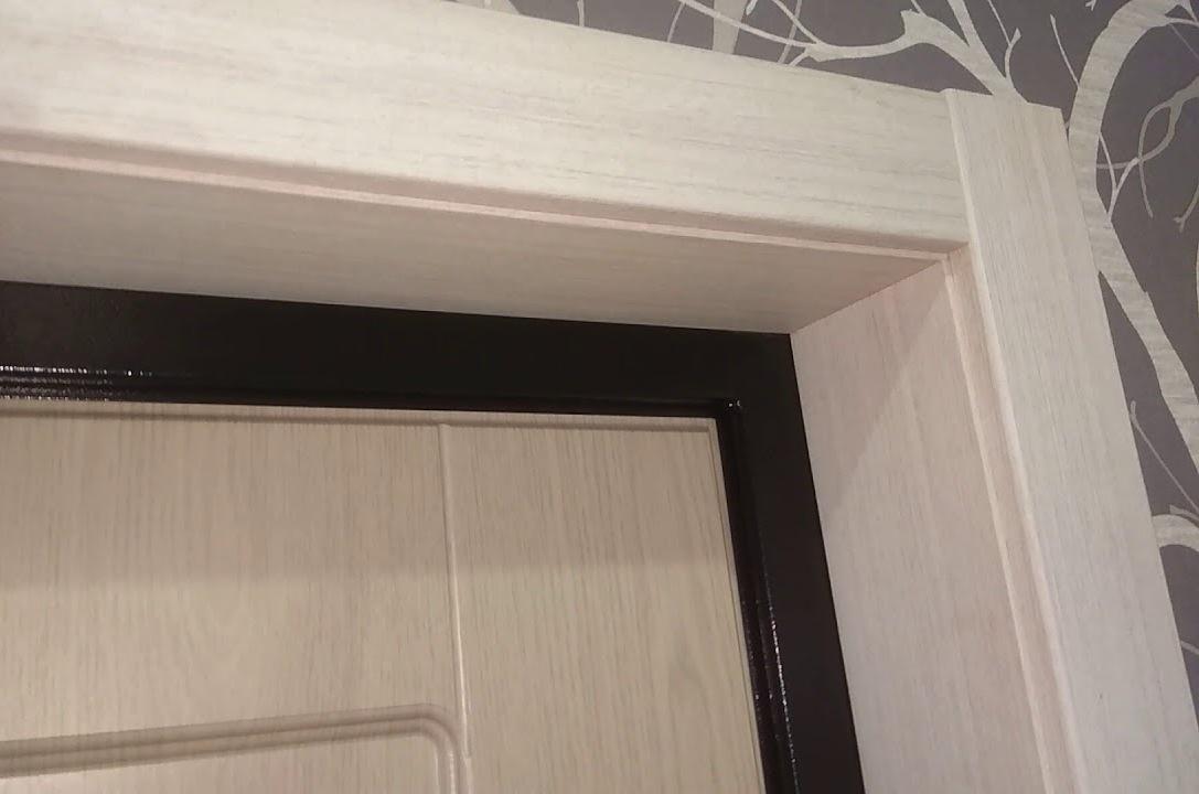 откосы на входную дверь