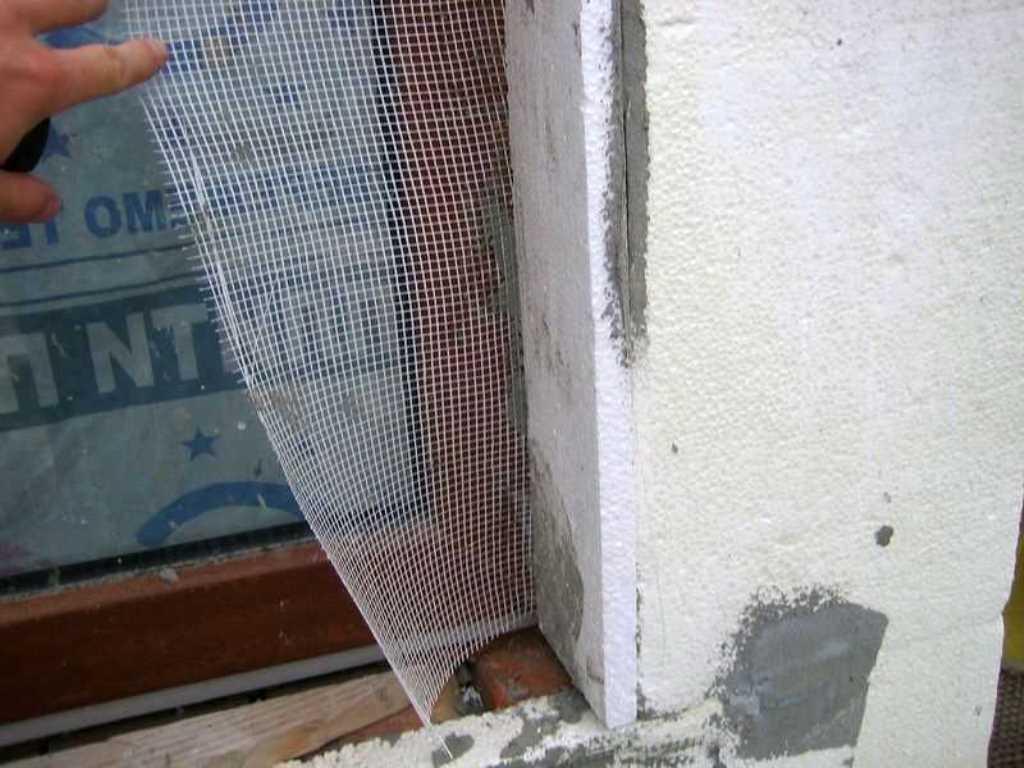 откосы на окна наружные пенопласт
