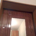 откосы на входную дверь фото