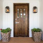 откосы на входную дверь фото декора