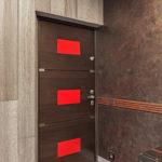 откосы на входную дверь идеи интерьер