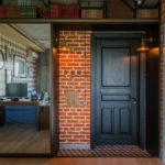 откосы на входную дверь дизайн фото