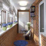 отличия лоджии и балкона