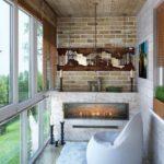 отличия лоджии и балкона дизайн идеи