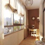 отличия лоджии и балкона идеи декор