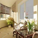отличия лоджии и балкона интерьер