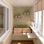 отличия лоджии и балкона интерьер фото