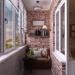 отличия лоджии и балкона фото интерьера