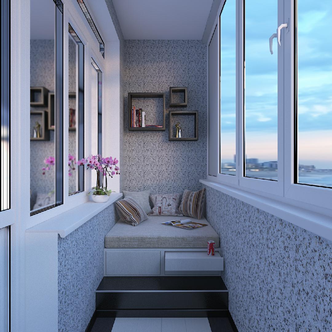 дифференциальным утепленный балкон дизайн фото в панельном покупки