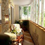 отличия лоджии и балкона идеи интерьер