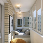 отличия лоджии и балкона фото оформление