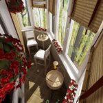 отличия лоджии и балкона идеи