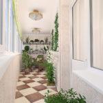 отличия лоджии и балкона виды дизайна
