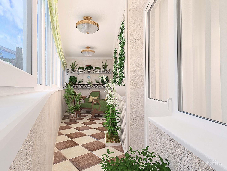 Обустройство балконов и лоджий фото синелька советская