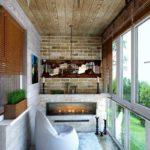 отличия лоджии и балкона виды декора
