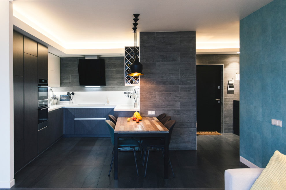 виды плитки на пол для кухни