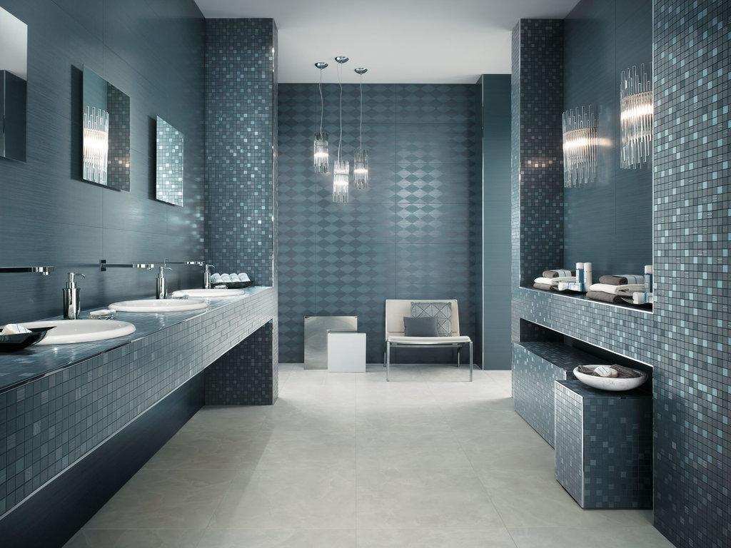 плитка в ванной фото