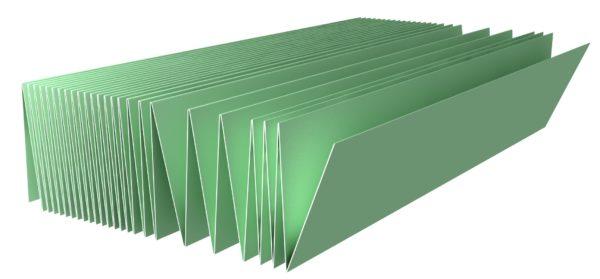 Для подложек могут использоваться как синтетические, так и натуральные материалы.