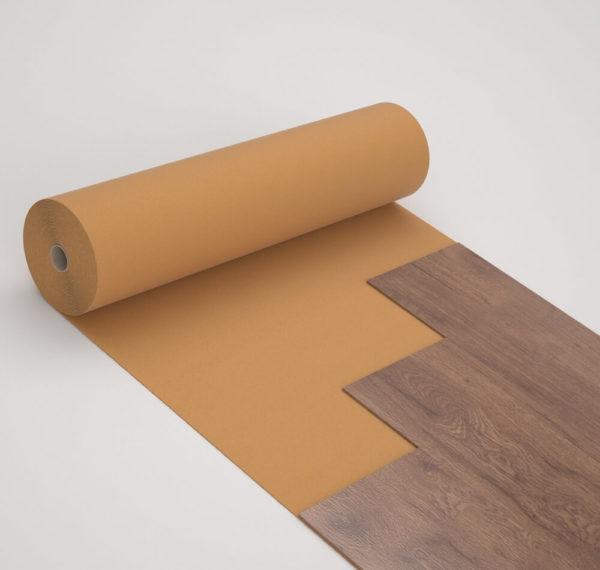 Укладка доступной подложки позволит дольше сберечь ламинированные панели.