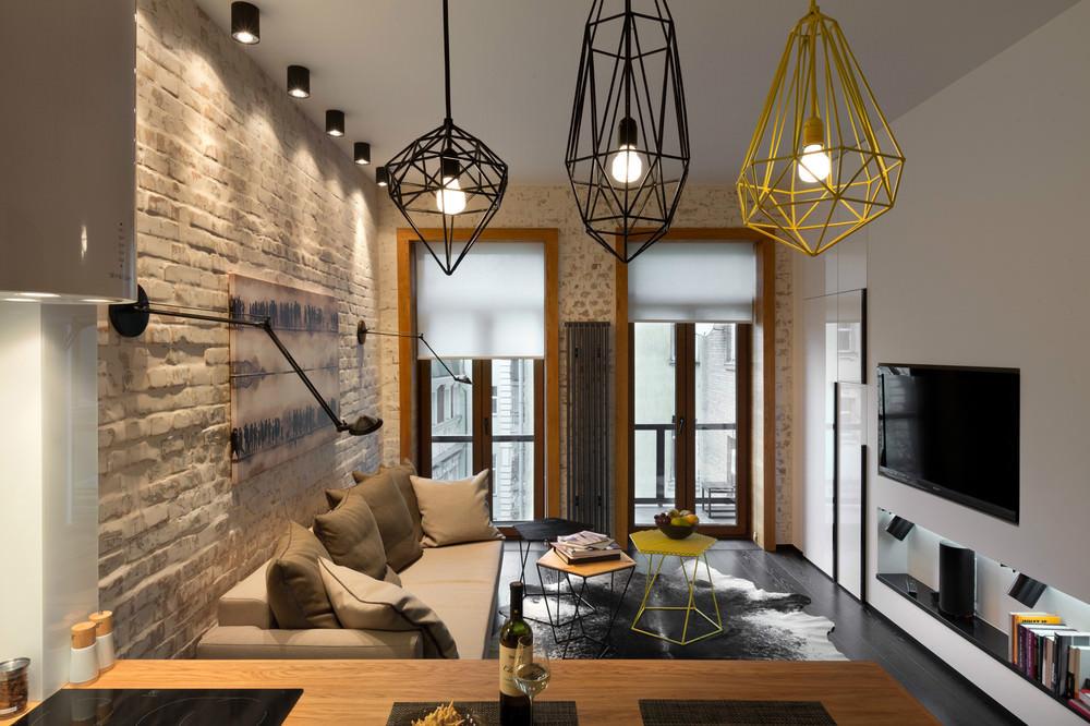 подвесные светильники лофт