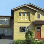 покраска деревянного дома декор фото