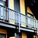 покраска деревянного дома декор идеи