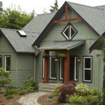 покраска деревянного дома фото вариантов
