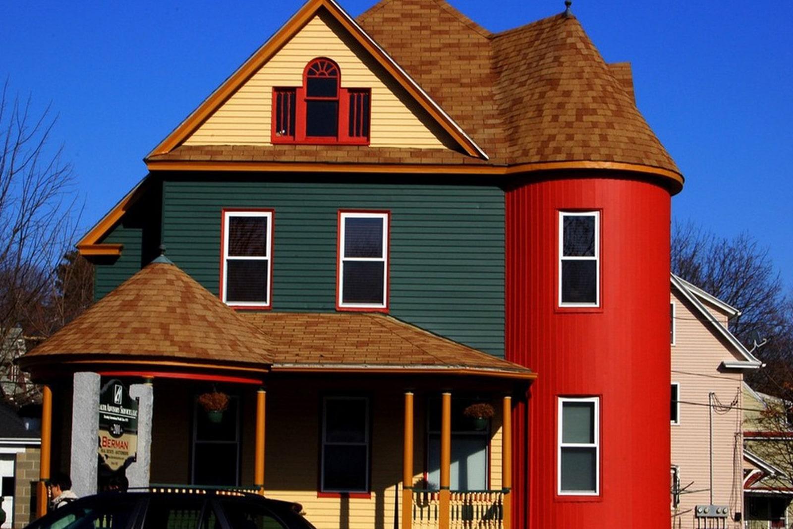 фасадная краска по дереву оттенки красного фото бриллианта случаются