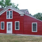 покраска деревянного дома дизайн фото
